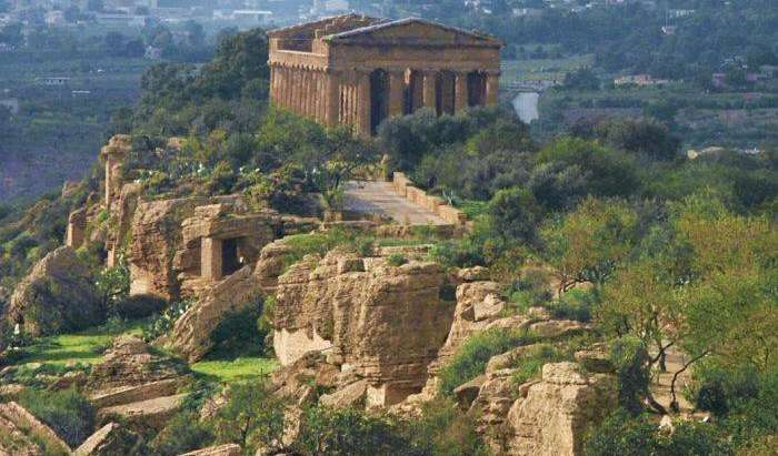 Reserve hotels in Agrigento